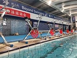 水中健身车 鹏之星游泳馆